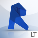 Revit LT  Produce high-quality designs and documentation within a 3D model-based environment and share designs using other software based on the Revit or AutoCAD platforms.