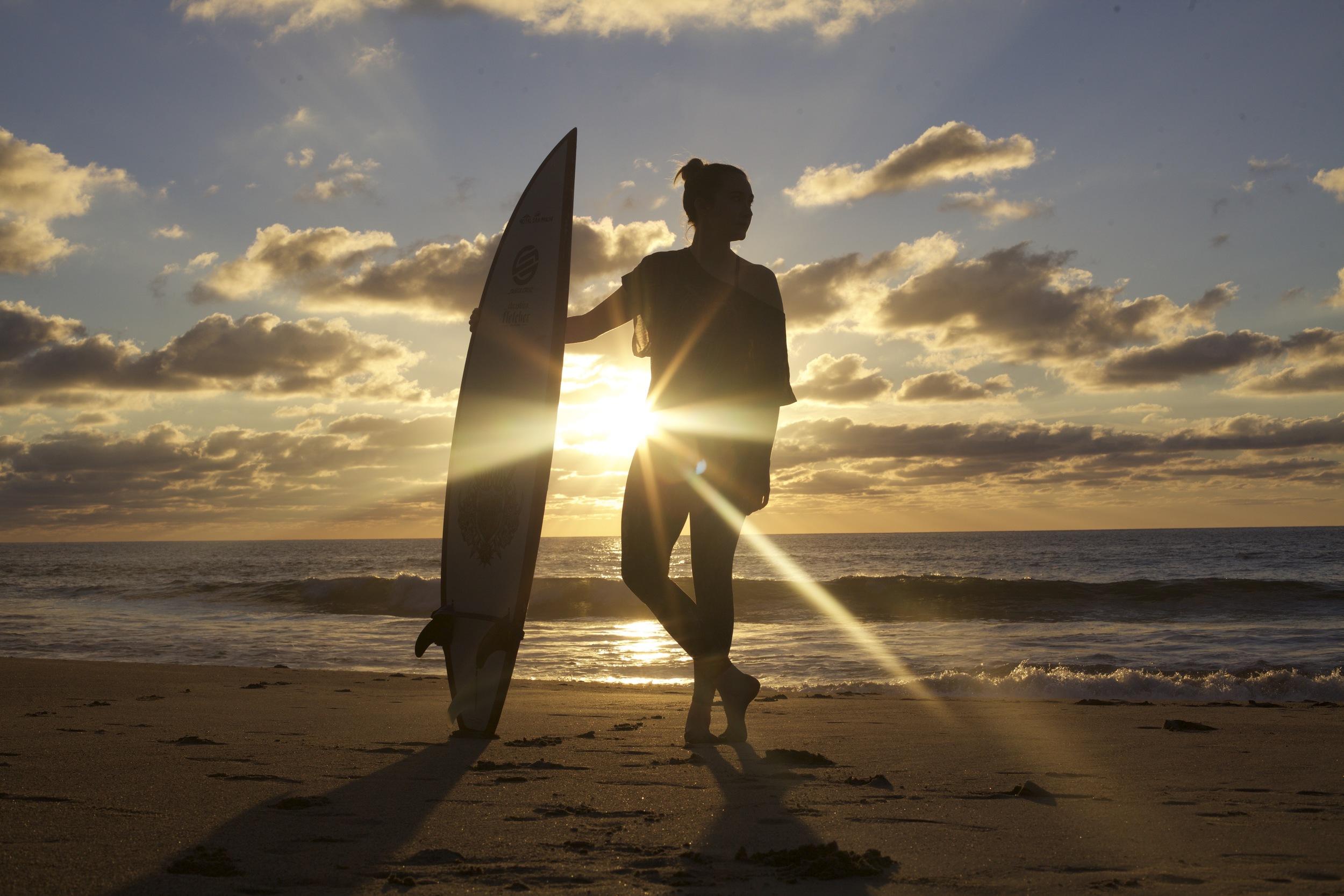Private Beach Surf Request