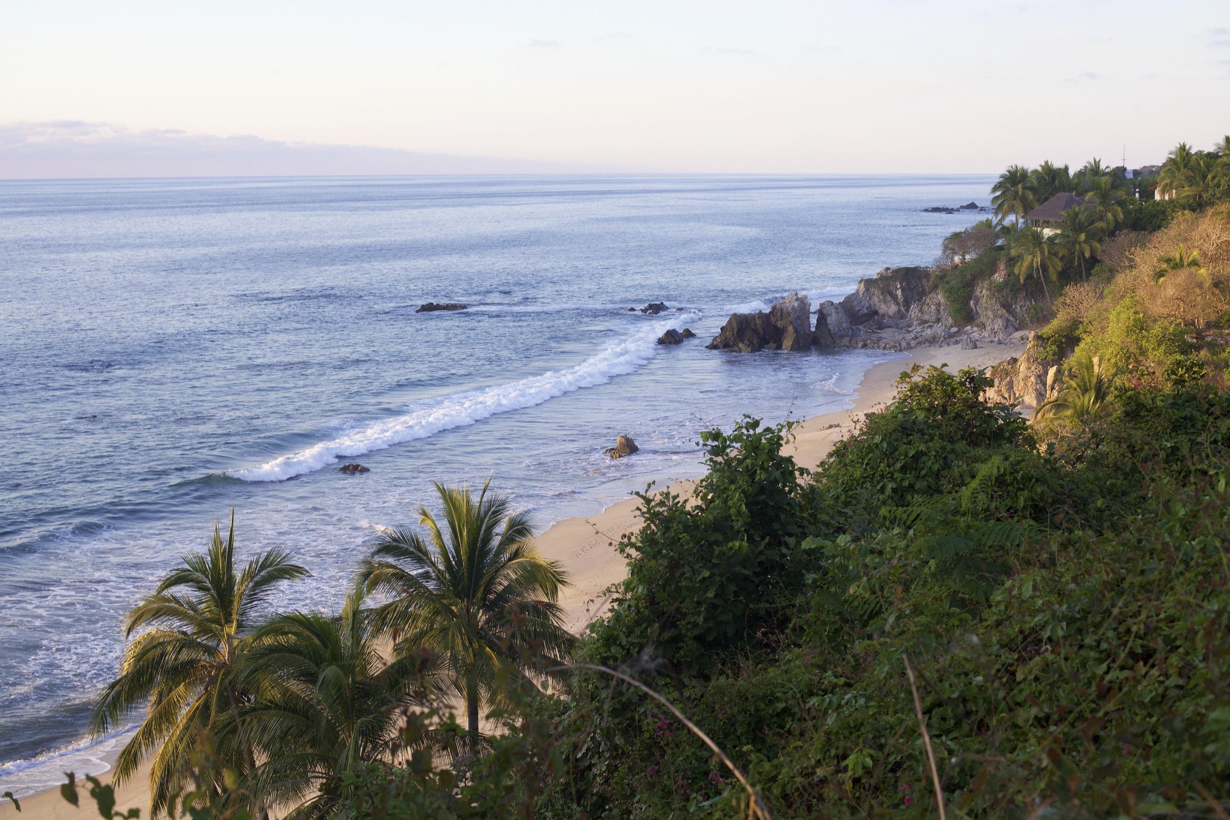 Private Beach Hike
