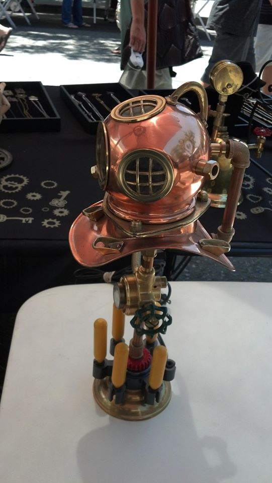 OUT OF TIME STEAMPUNK