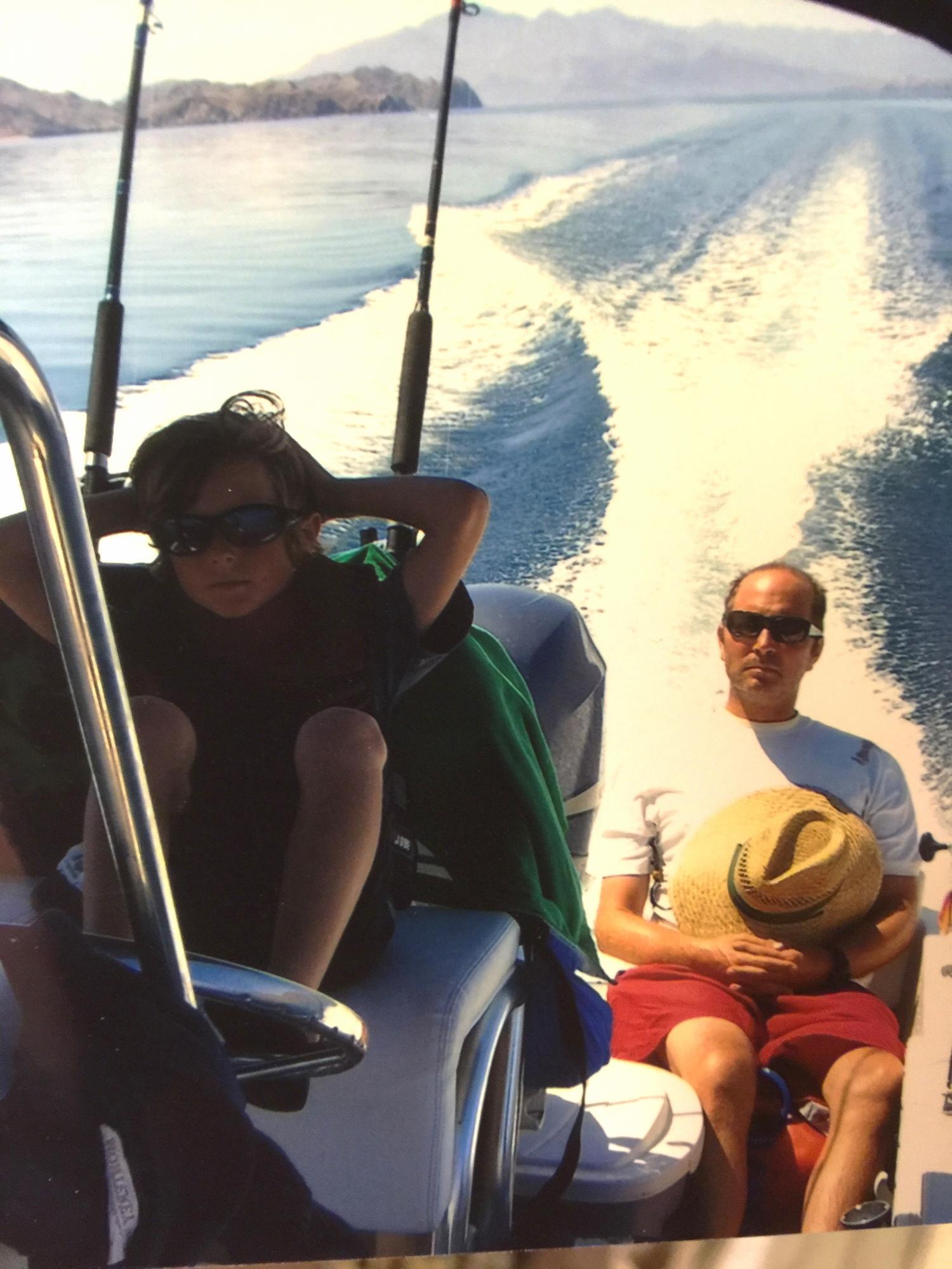 Brian & G Boat Mex.JPG