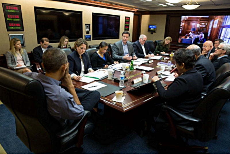 Comey provides a briefing to the president and White House officials on December 05, 2015. Did Comey produce a Memo of comments made by President Obama during this meeting?