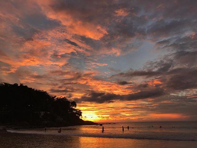 Last sunset... 😭 🌴🌞