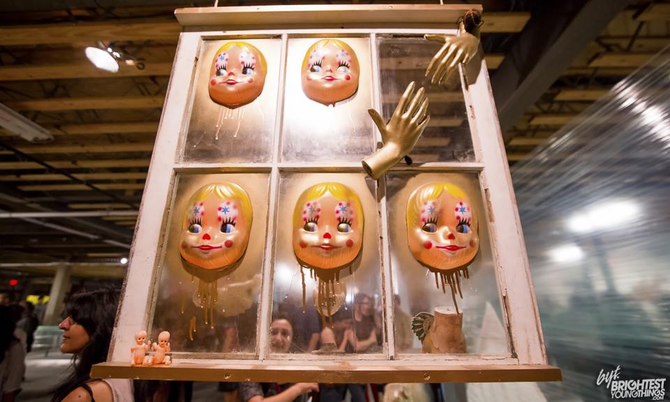 No Kings Collective - Contemporary Art Show - 100% Bread/Washington, DC