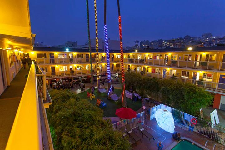 stARTup SF, Hotel Del Sol,  Image:  Mido Lee       Productions