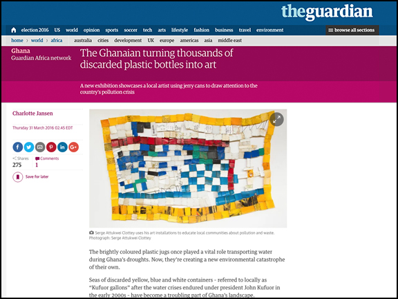 The Guardian - Article