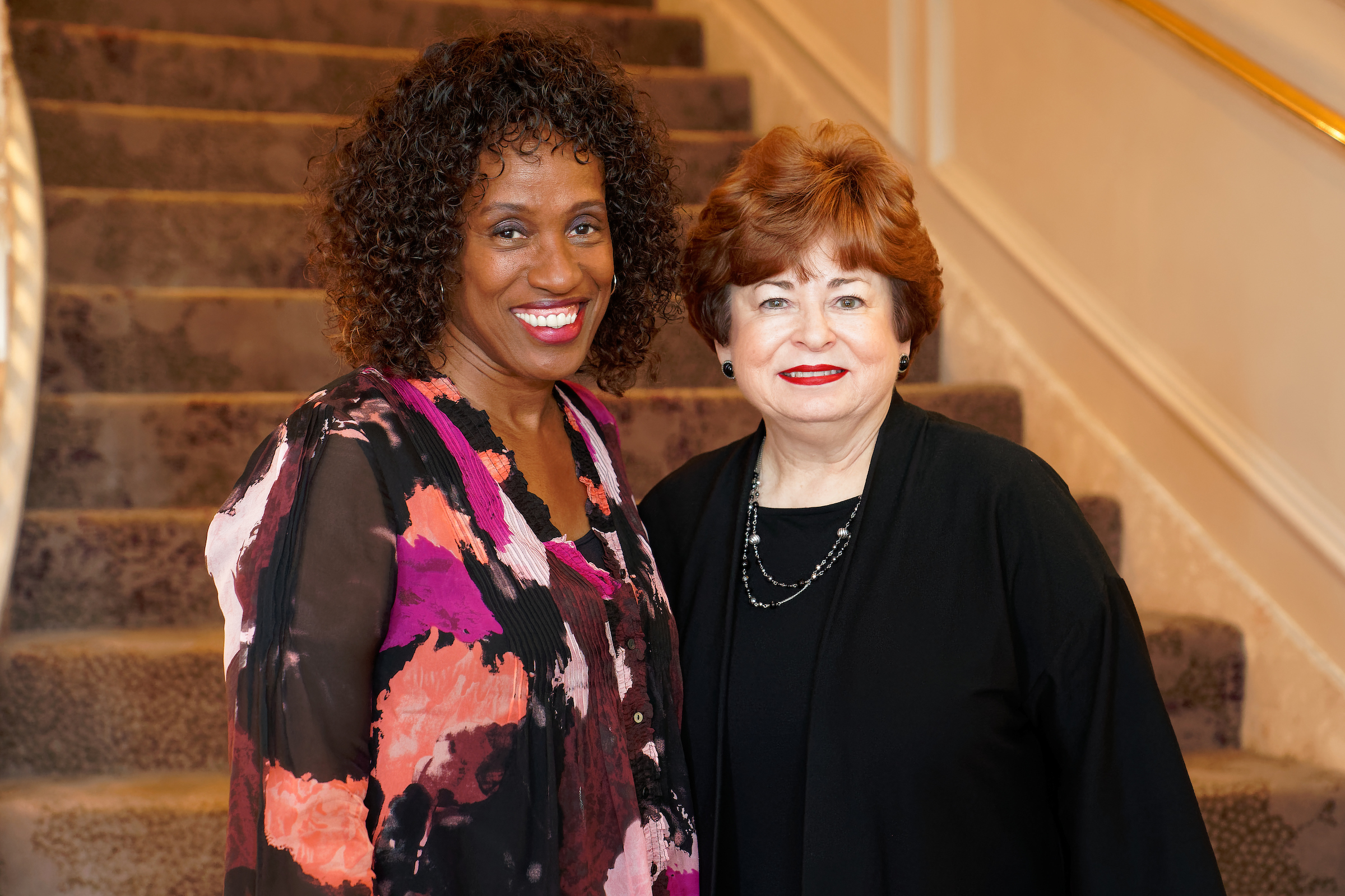 Jackie Joyner-Kersee served as keynote speaker, with Maxine Clark as our 2018 Making a Difference honoree.