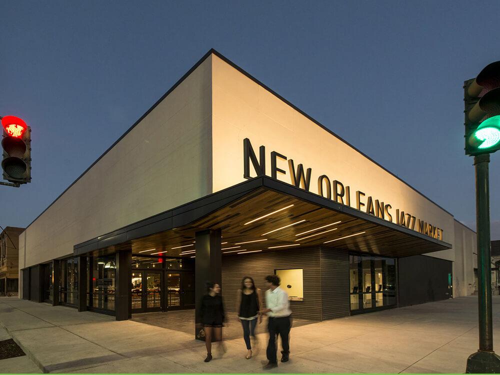 New Orleans Jazz Market