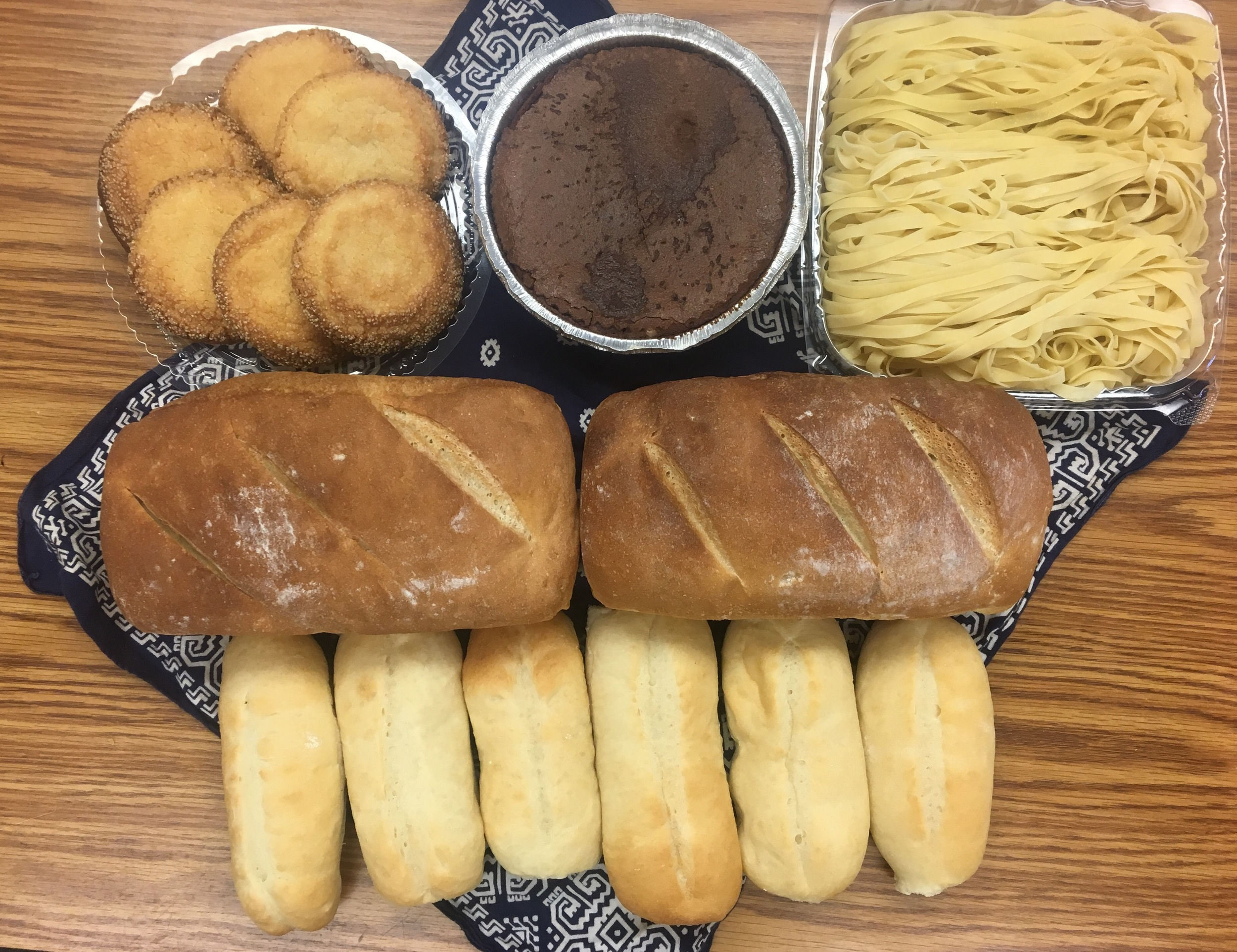 Bread share: Large