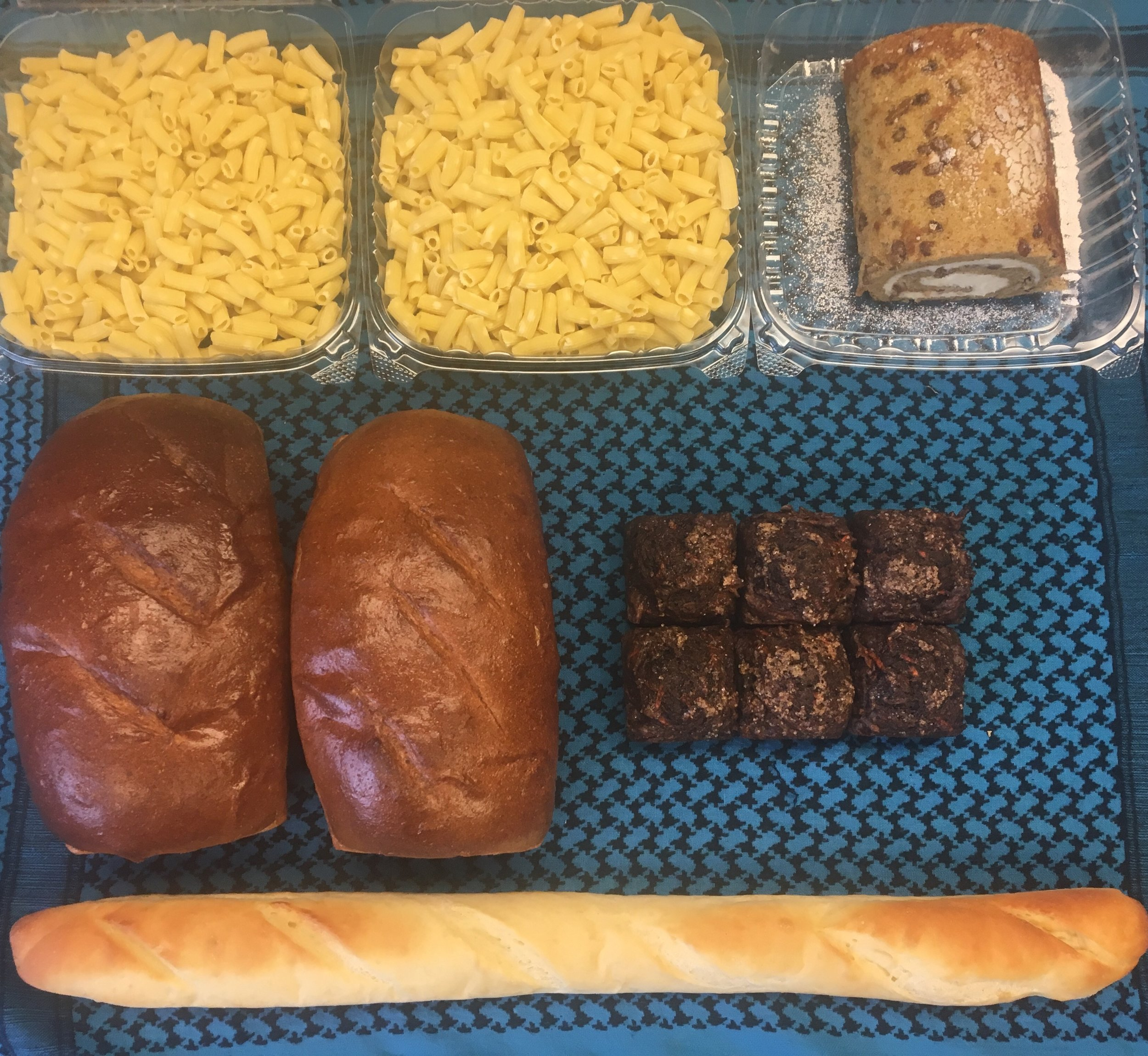 Large Bread share