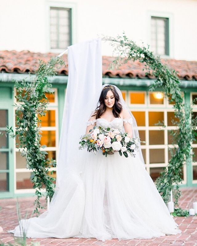 Let the beauty of what you love, be what you do ❣️ - Rumi . . . Fact: The venue Rancho Los Cerritos only accepts 20 weddings a year!! The venue strives to keep the antiquity of the estate, which is why they limit the amount each year 🌿 . . . . Photographer | @sisterleephotography  Venue | @rancholoscerritos  Florals | @withlovefloralco Ribbons | @linoandco  Dress | @galialahav  Hair + MUA | @kg.hairandmakeup  Hair Accessory | @handmadebysarakim  Jewelry | @twixtweddingjewelry  Tux | @friartux  Bridesmaid | @bellabridesmaids @bellabridesmaidswestport  Flower Girl Dress | @liljewels_boutique  Desserts | @simplybrigadeiro  Table Linens | @partycrushstudio  Backdrop | @rockymountaindecals  Bar | @mias.martini  Vintage Tableware | @lilyolivervintagerentals  Vintage Rentals | @etablirshop  Signage | @creativeamme  Calligraphy | @jackiechendesign Invitation Suite | @sugarpress