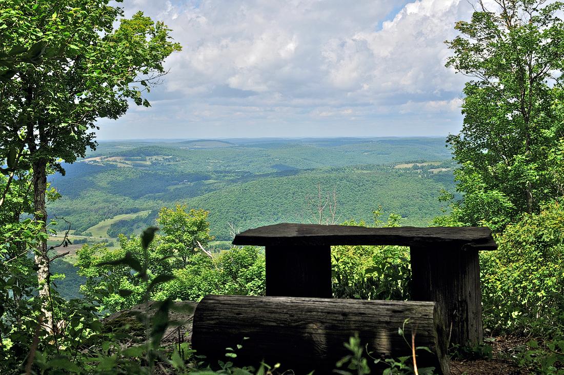 Bramley Mountain Trail (photo by Catskill Mountain Club)