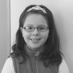<strong>Stephanie - Age 8</strong>