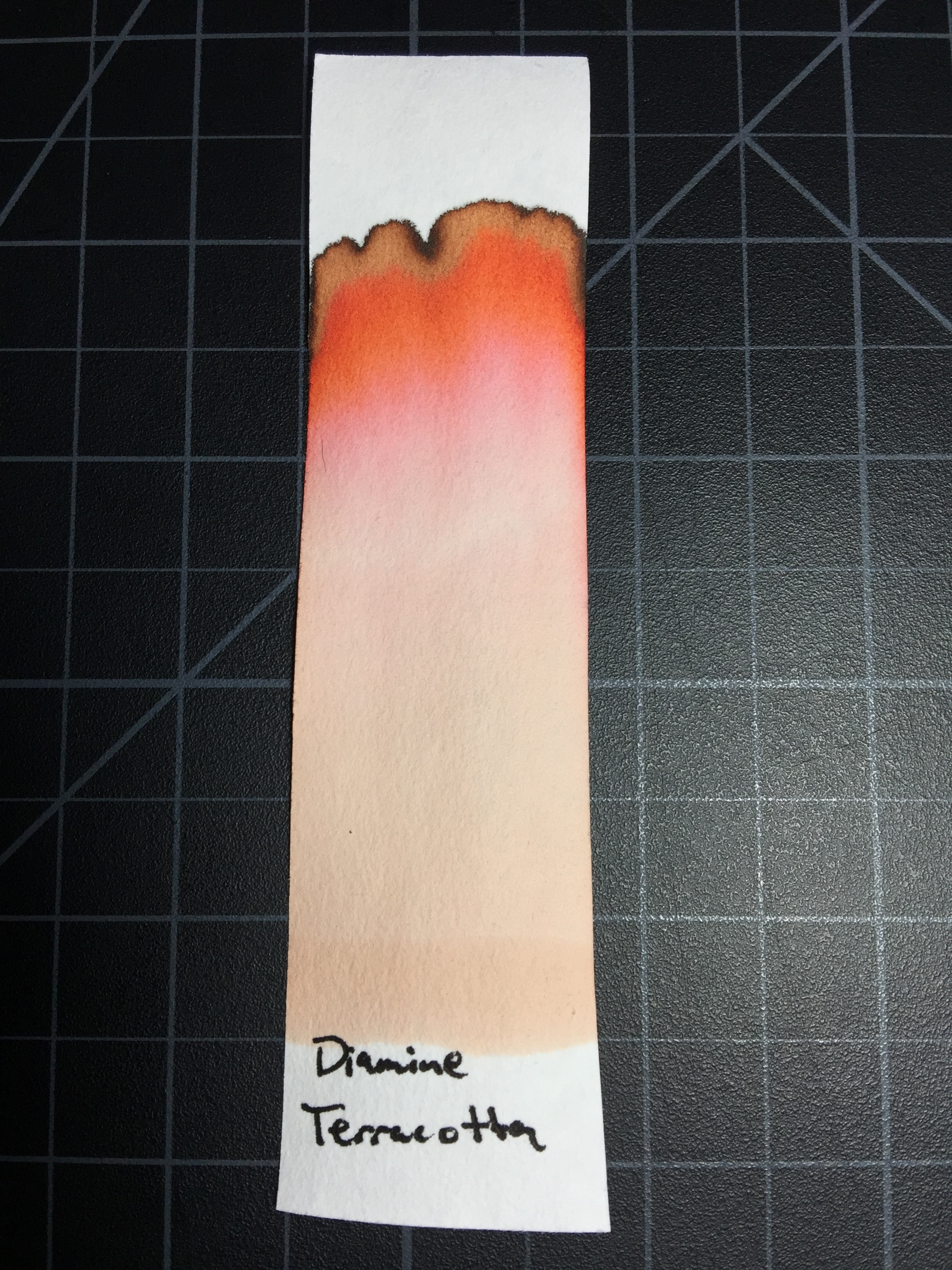 diamine-terracotta-chromatography