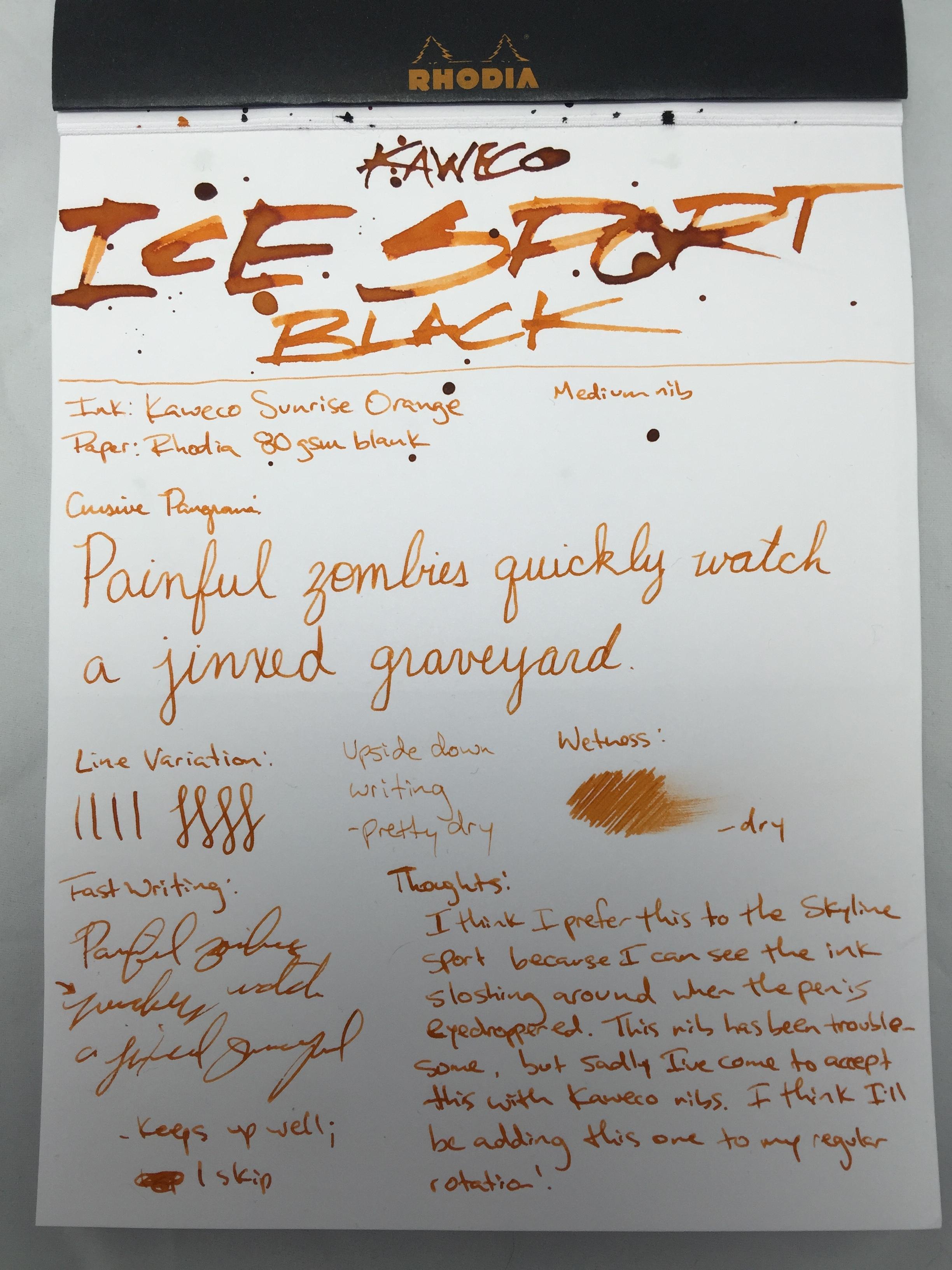 Kaweco-ice-sport-review