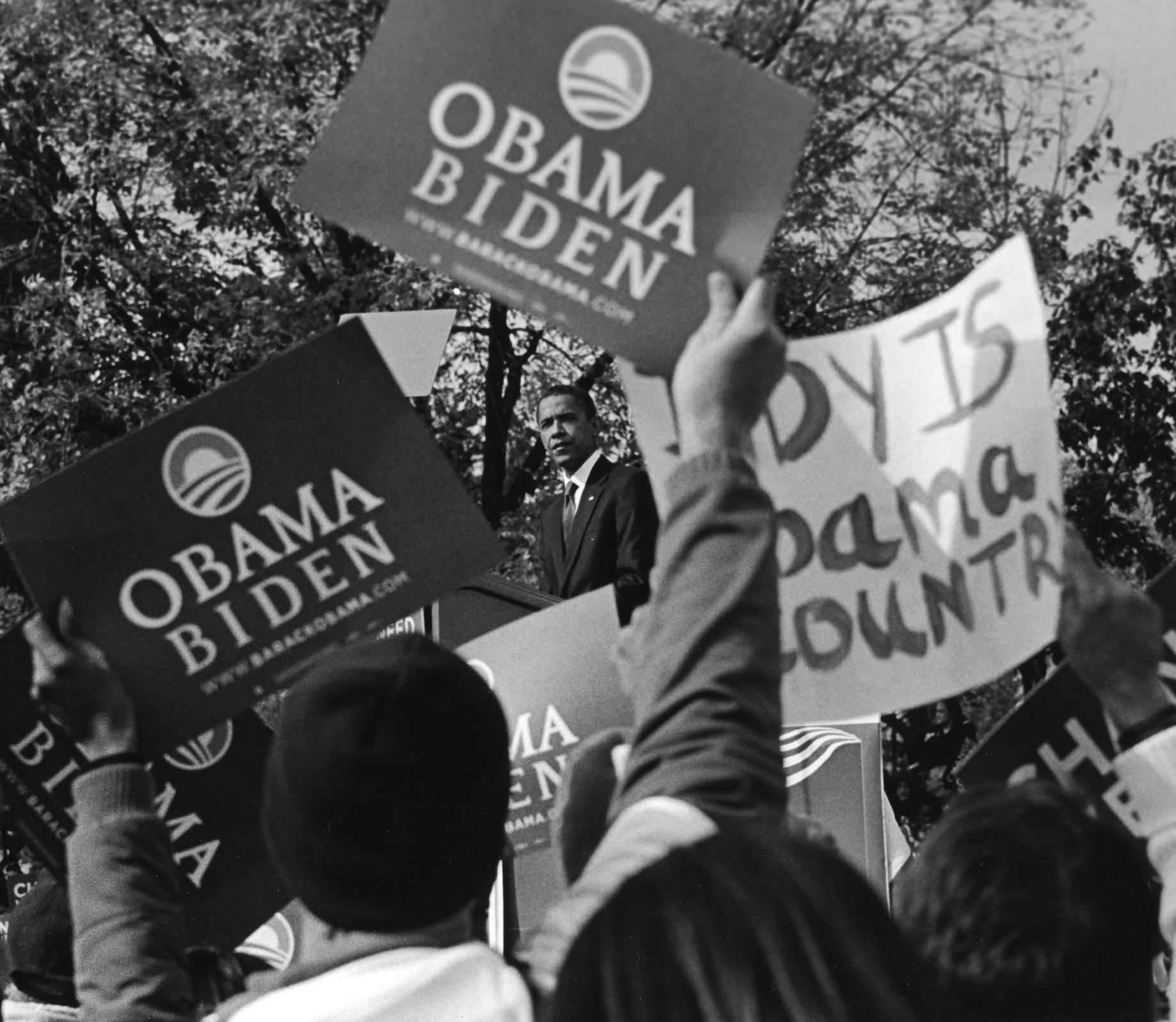 Candidate Obama