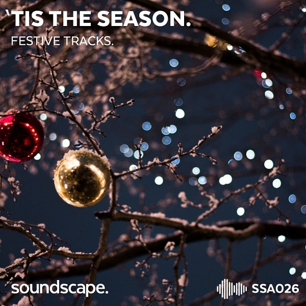 Contributed: 2 tracks, 'Christmas Takes Flight' & 'Enchanting Winter'  Label: Soundscape Agency