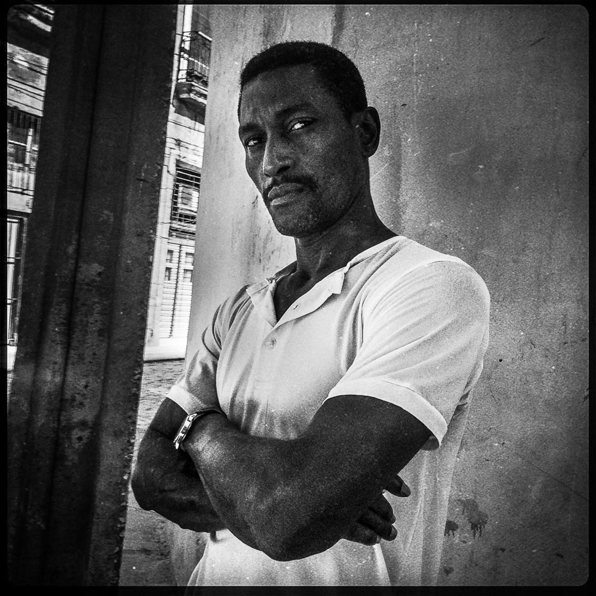 Bystander, Havana Cuba 2014