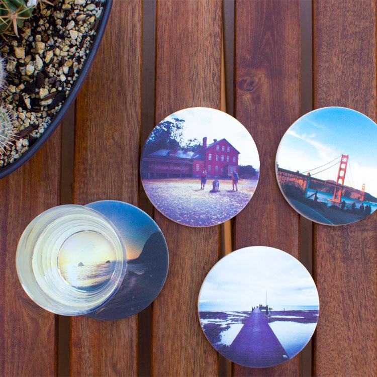 Custom Coastermatic coasters