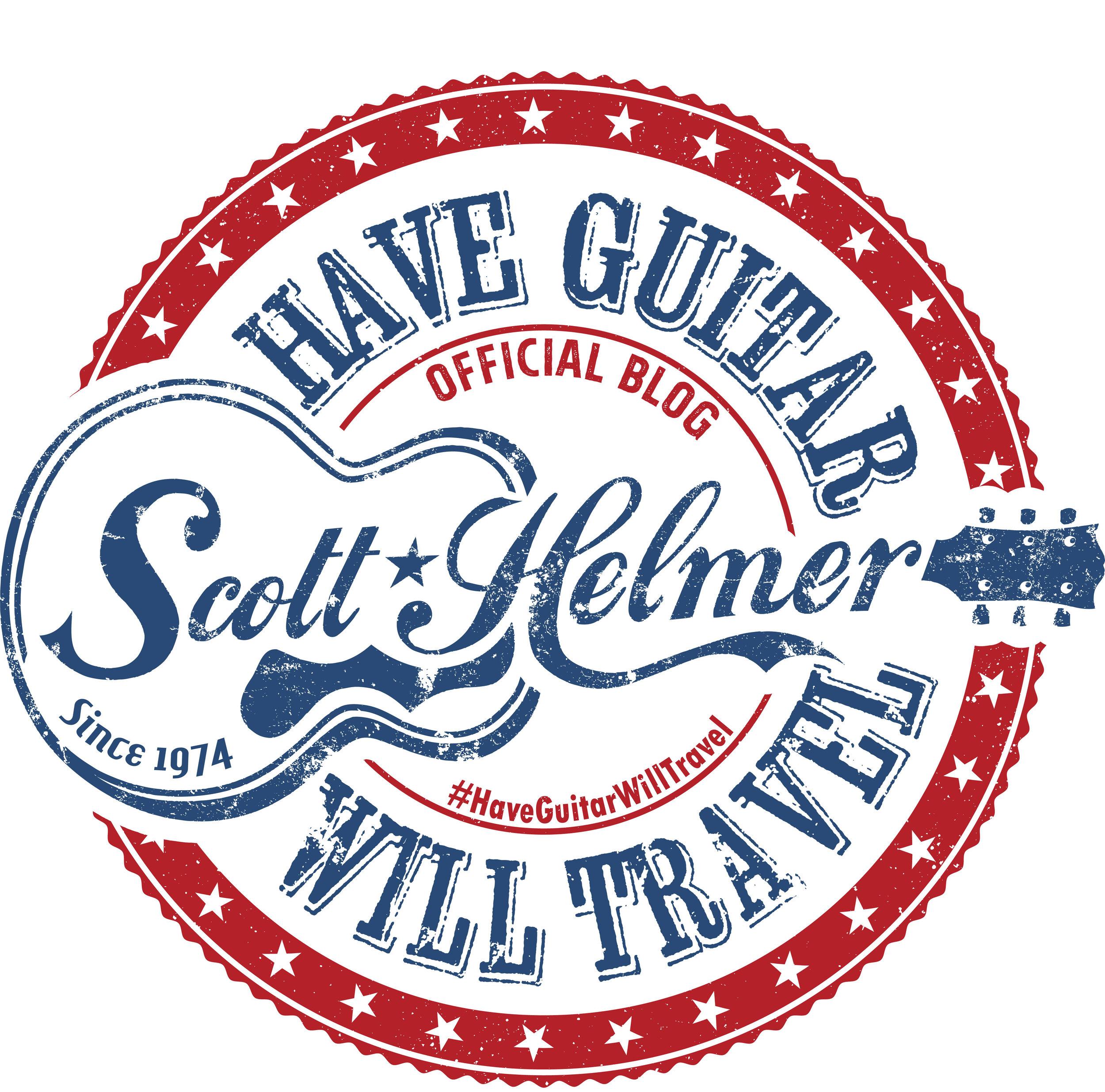 Scott Helmer • Have Guitar Will Travel