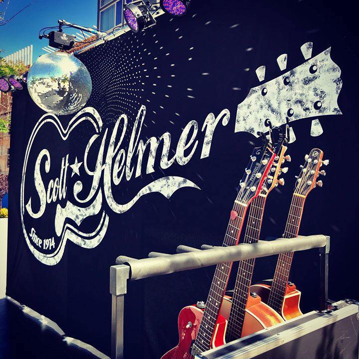 Scott Helmer • Tour Dates