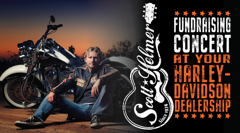 Scott Helmer •  Harley-Davidson