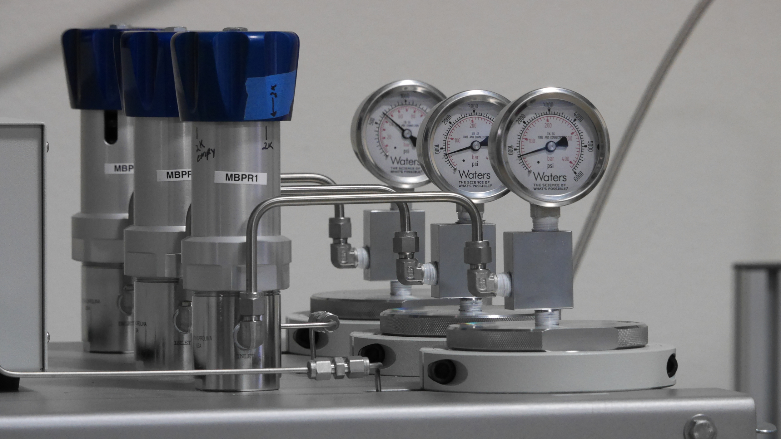 Super Critical CO2 Extraction Valves