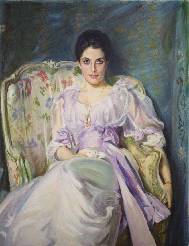 Lady Agnew of Lochnaw, 1892