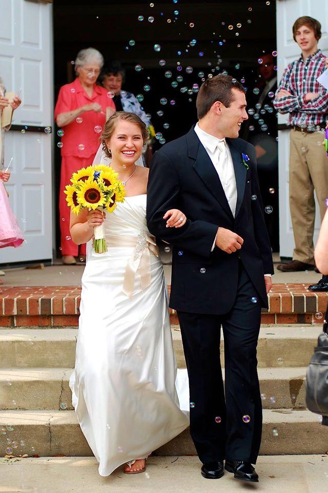 Summer 2011, Wedding bliss
