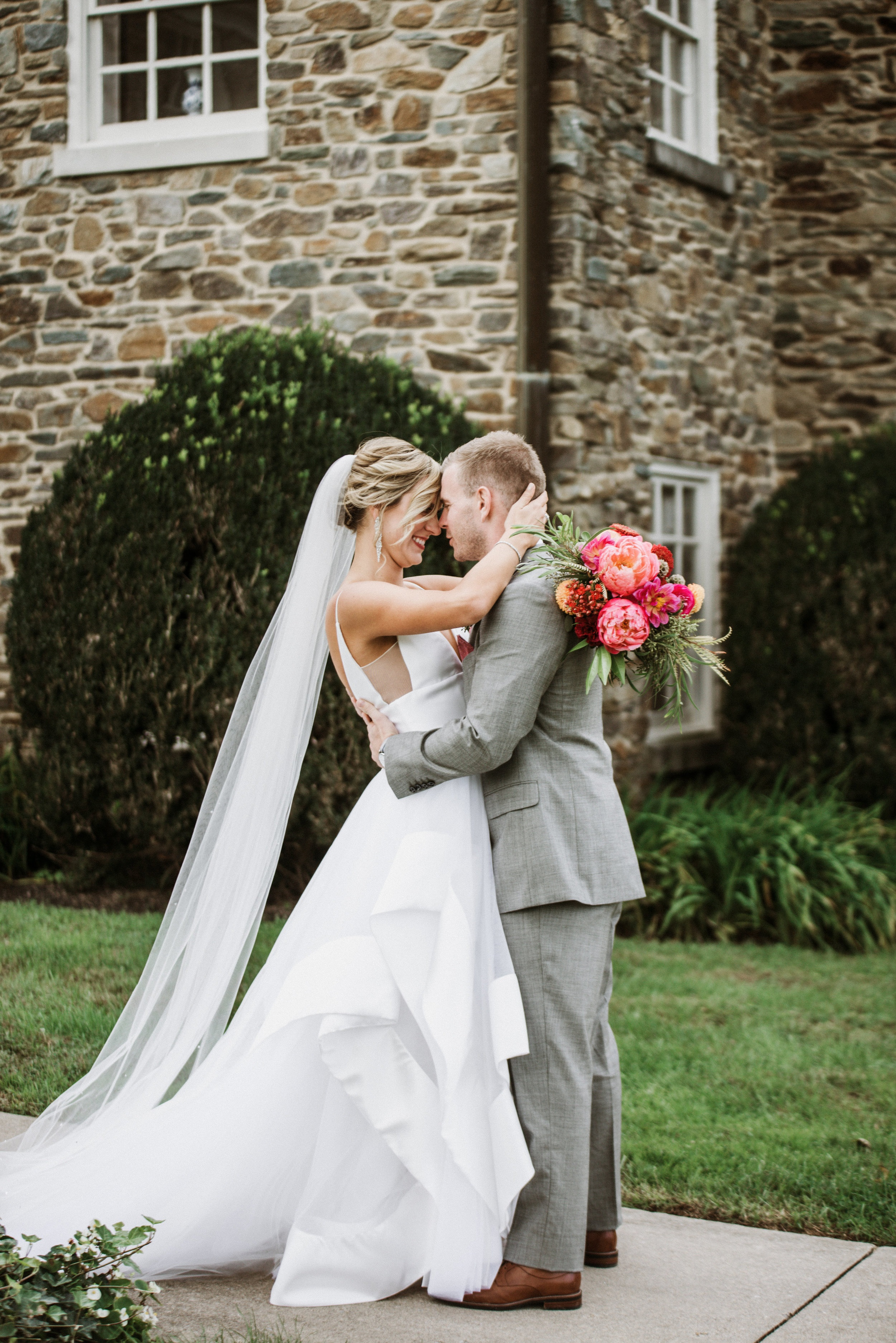 Autumn Wedding at Manor House Country Club