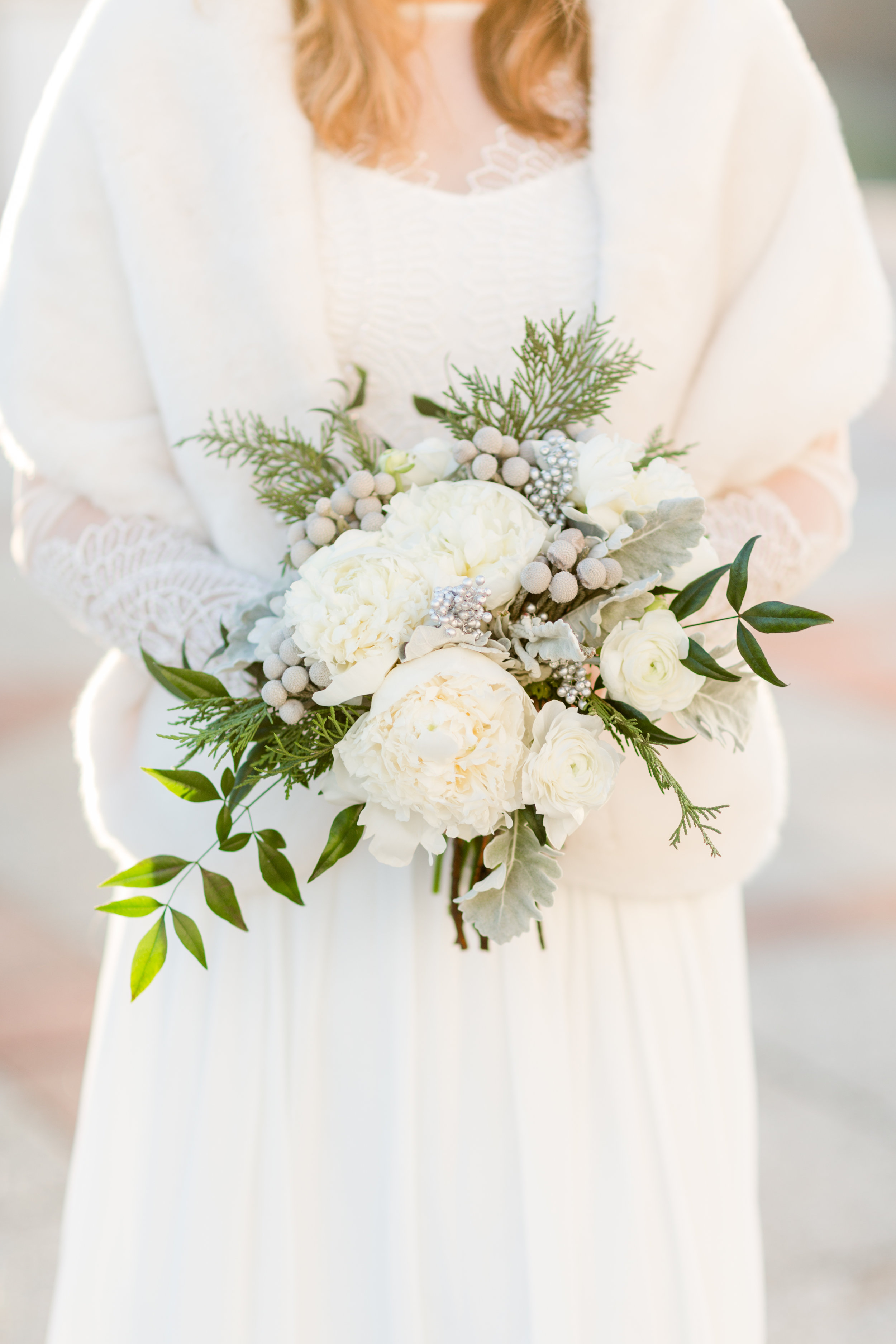 Winter Wedding Inspiration at Congressional Country Club