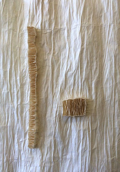 Tapestry Box No. 3 , 2015, paper,18 x 13 x .75 in.