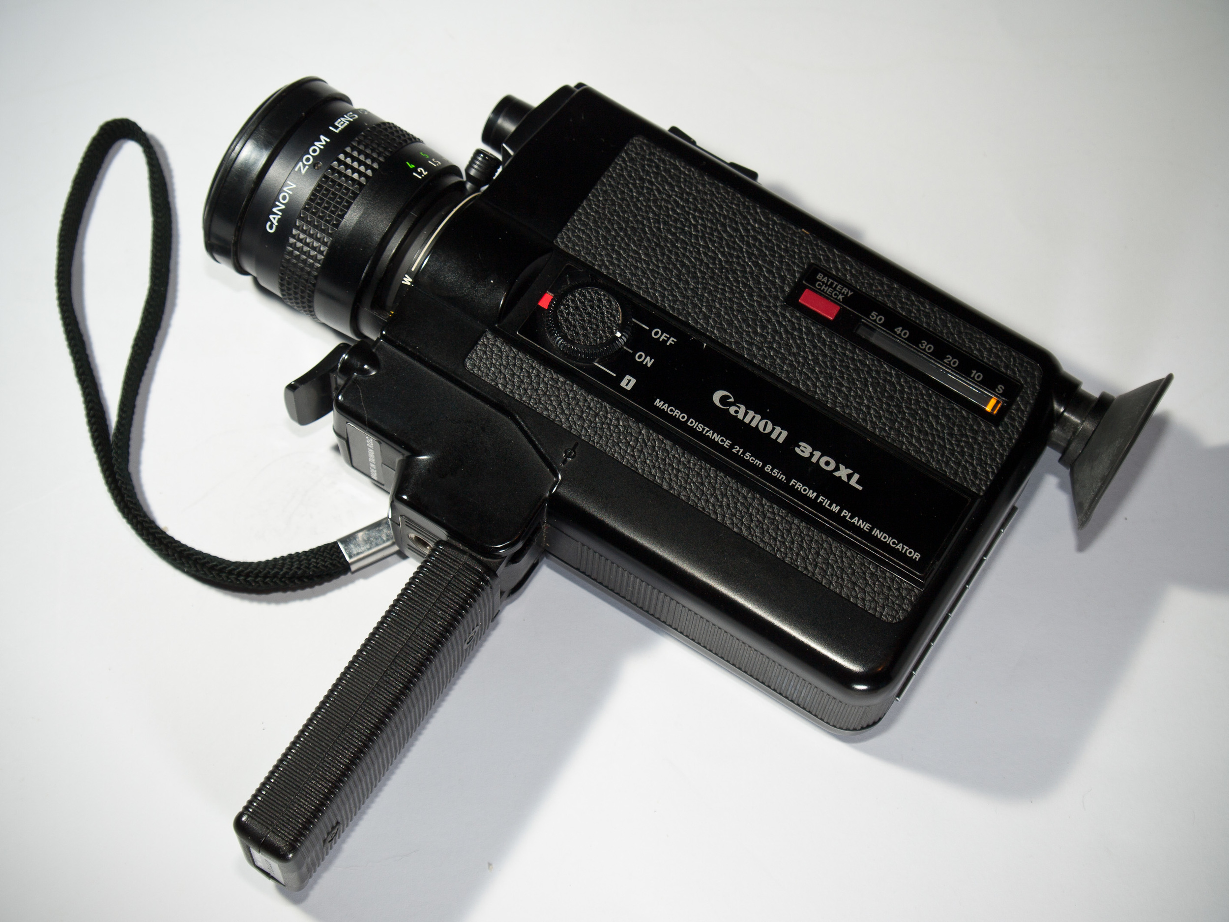 Super 8mm is what I learned on, as well as VHS. Ha, everyone who threw out their old vinyl and film equipment must kick themselves, because  Ebay!