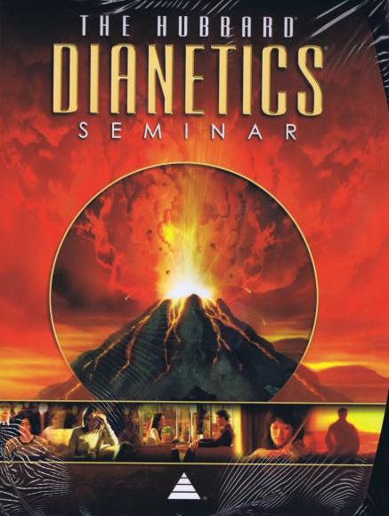 "Remember this  commercial ? Landmark is often dubbed ""Diet Scientology"" due to similarities in courses and content. Please note that Landmark was NOT started by L. Ron Hubbard, or any Scientologist for that matter, and it doesn't categorize itself as a religion."