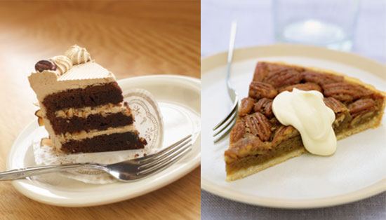The battle for dessert supremacy continues...just ask  Adam Carolla .