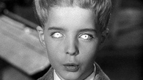 Oh hey, Hudson...that creepy eye thing still bothering you?