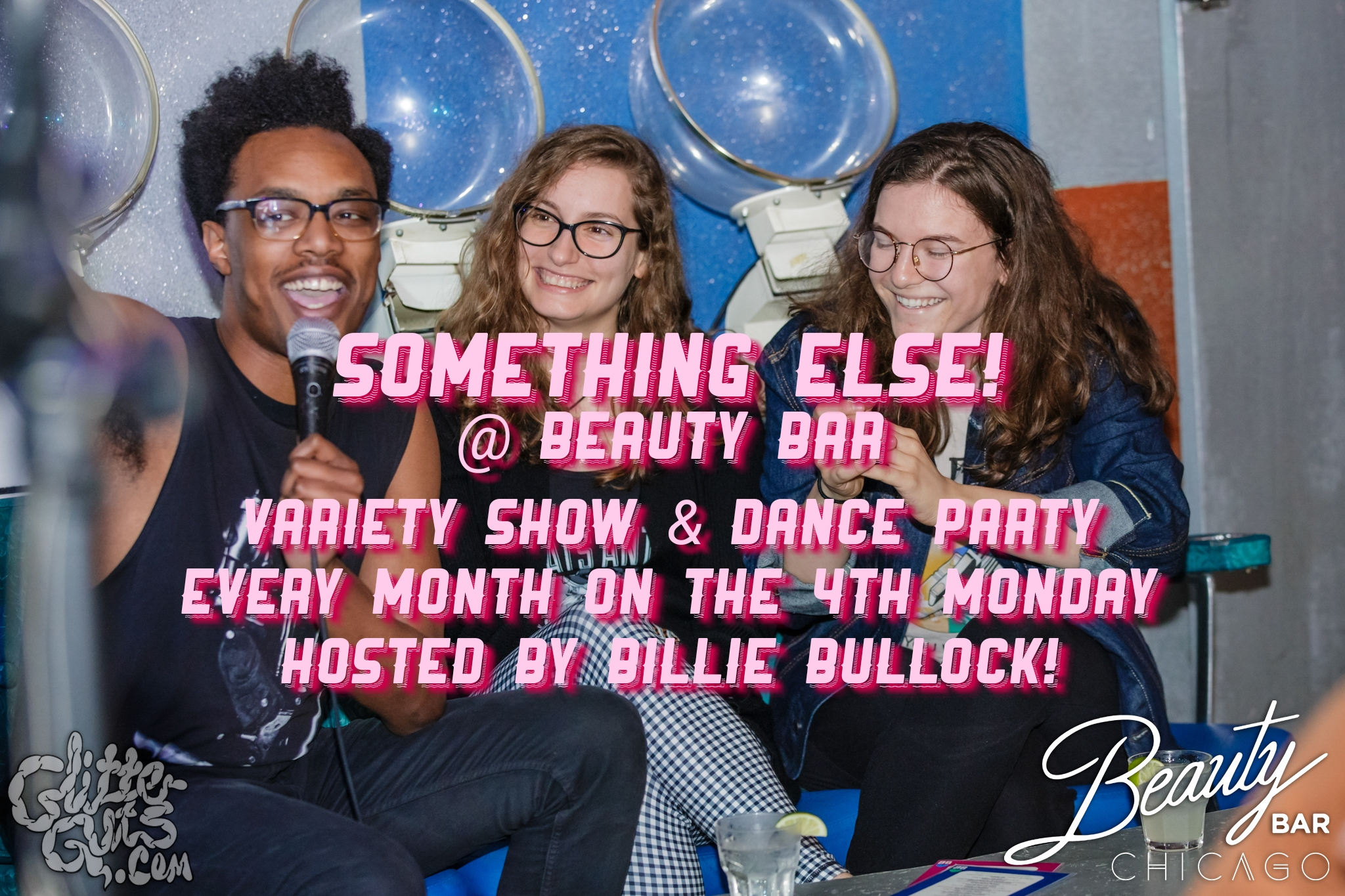 Visit the Something Else! @ Beauty Bar FB page here