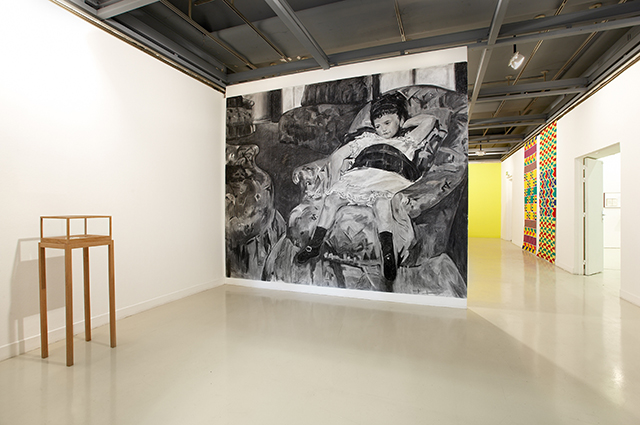 Guillaume Pinard,  Mary  (2013). Laurent Lecat/Galerie Edouard Manet, Gennevilliers. Courtesy of galerie anne barrault.