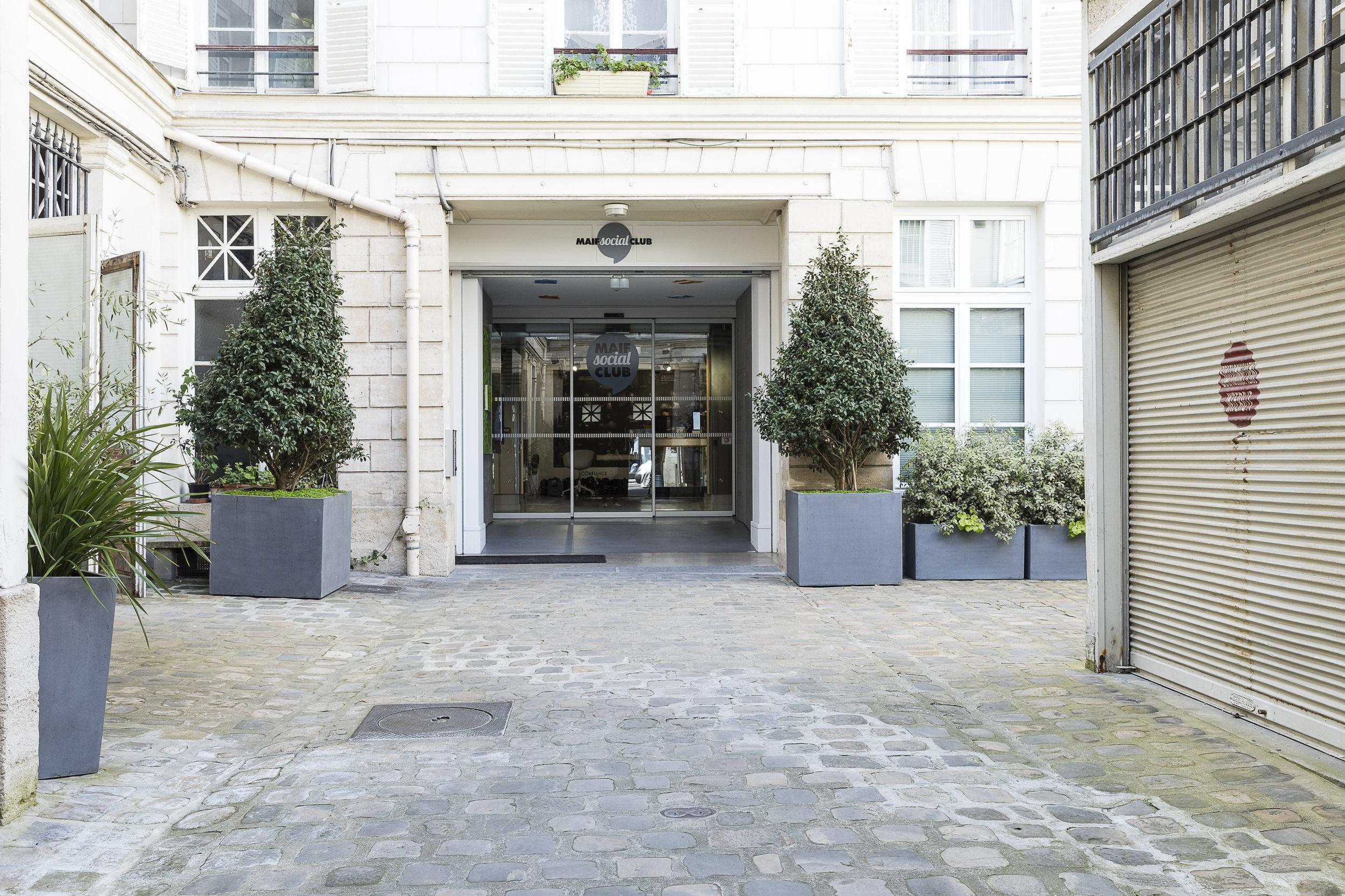 Maif Social Club - 37 rue de Turenne, 75003 Paris