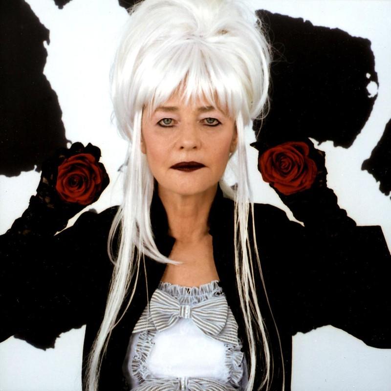 NEELA , série  Sakura Viper , tirage argentique cibachrome, collage aluminium, 60 x 60 cm, édition de 5 exemplaires, 2009, ©Pierre-Yves Caër Gallery ©Jacques Bosser