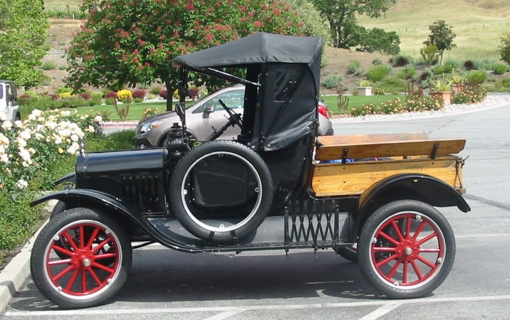 1921 Ford Model T Pick-up