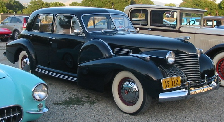 1940 Cadillac Fleetwood 60 Special 6019
