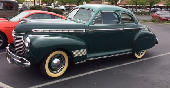 1941 Chevrolet Club Coupe