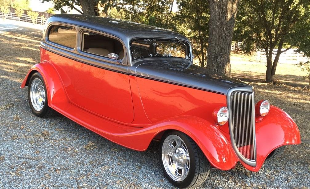 1934 Ford 2dr Sedan