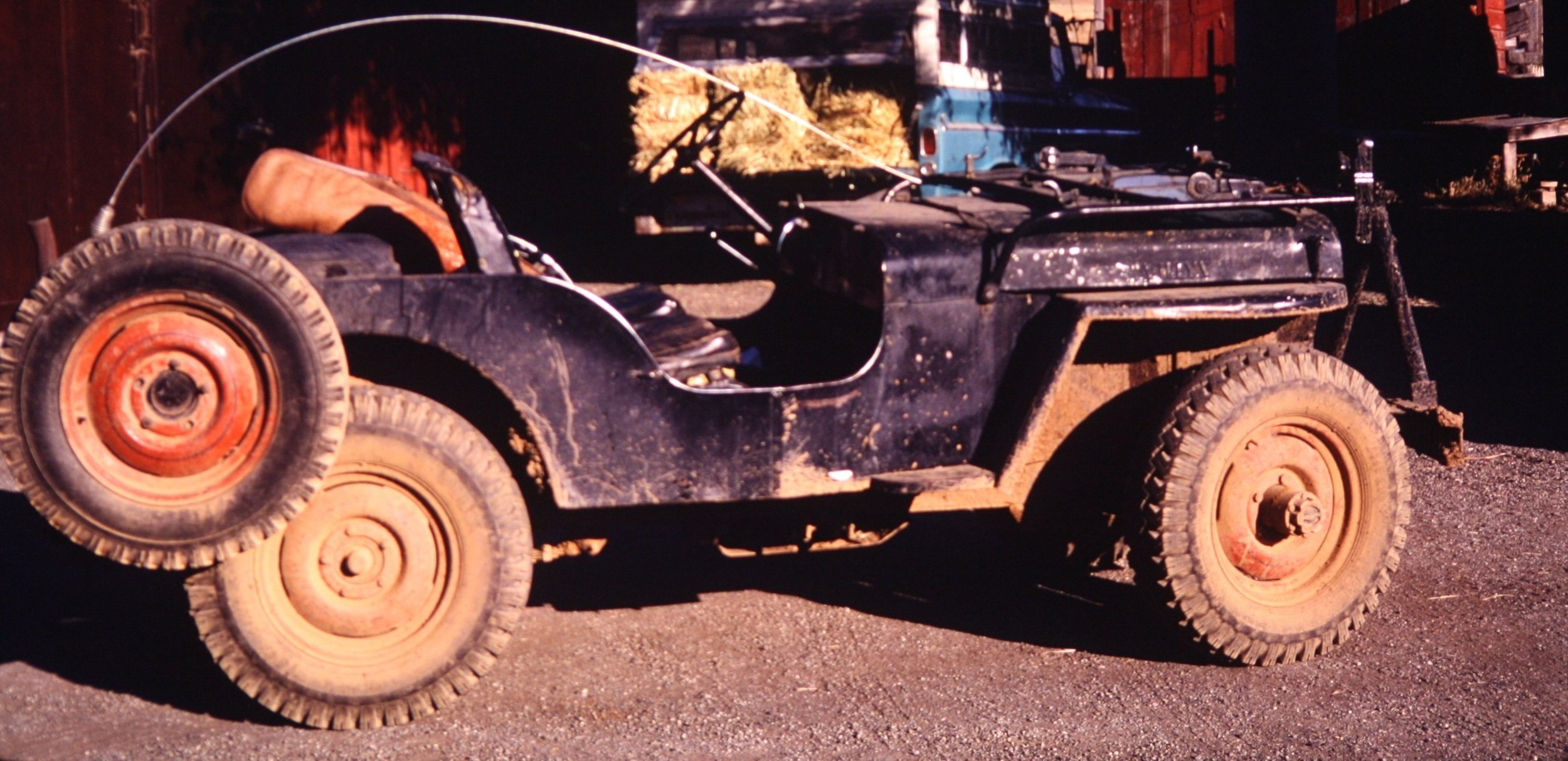1946 Jeep CJZA