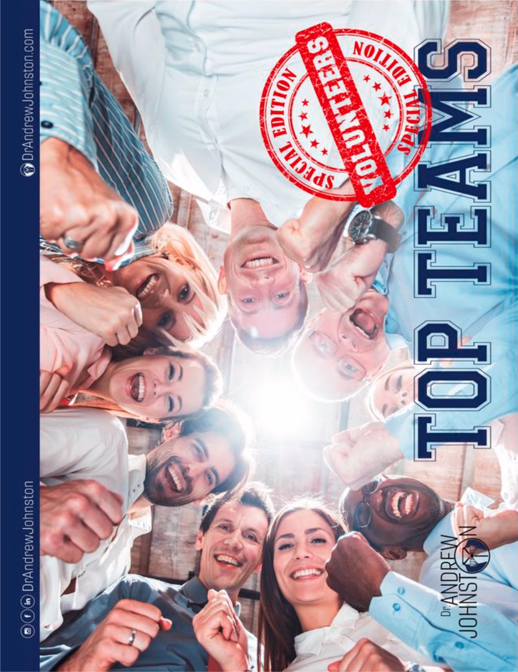 Top Teams (Volunteer Edition)