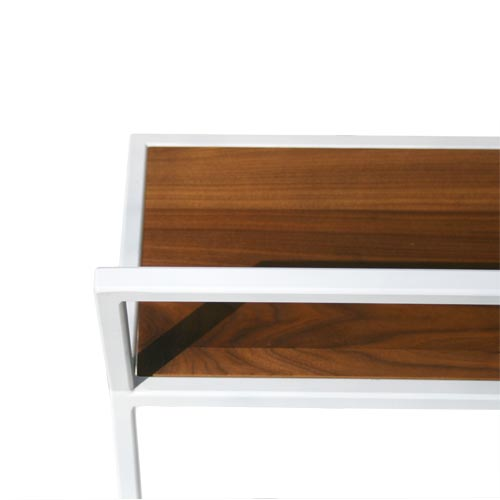 Plaid Table (bench)