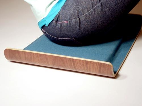Seating Trays (detail)