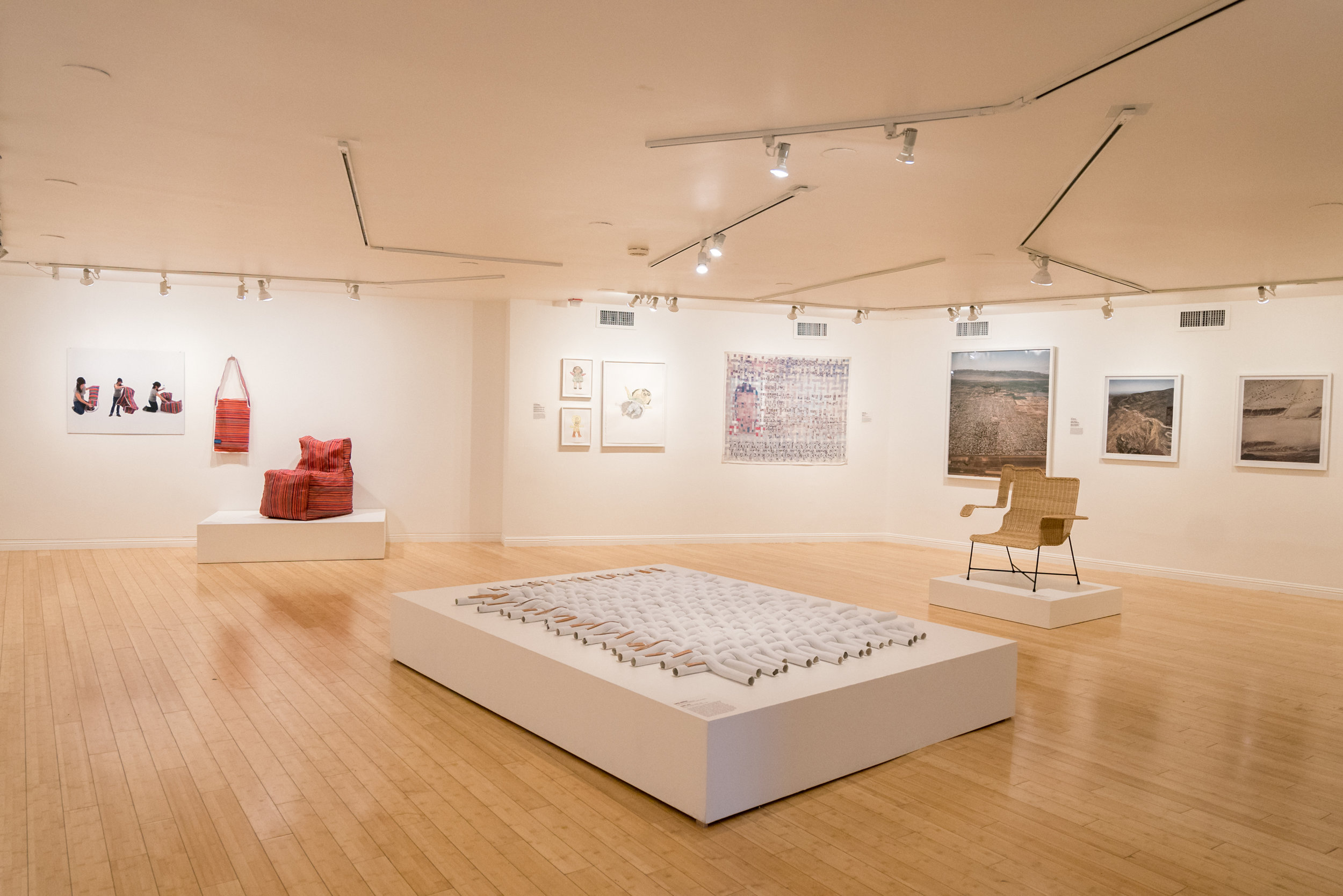 The US-Mexico Border - Place, Imagination, and Possibility    September 10, 2017 - January 7, 2018  Craft and Folk Art Museum, Los Angeles  Official exhibition for the Getty-sponsored initiative  Pacific Standard Time: LA/LA