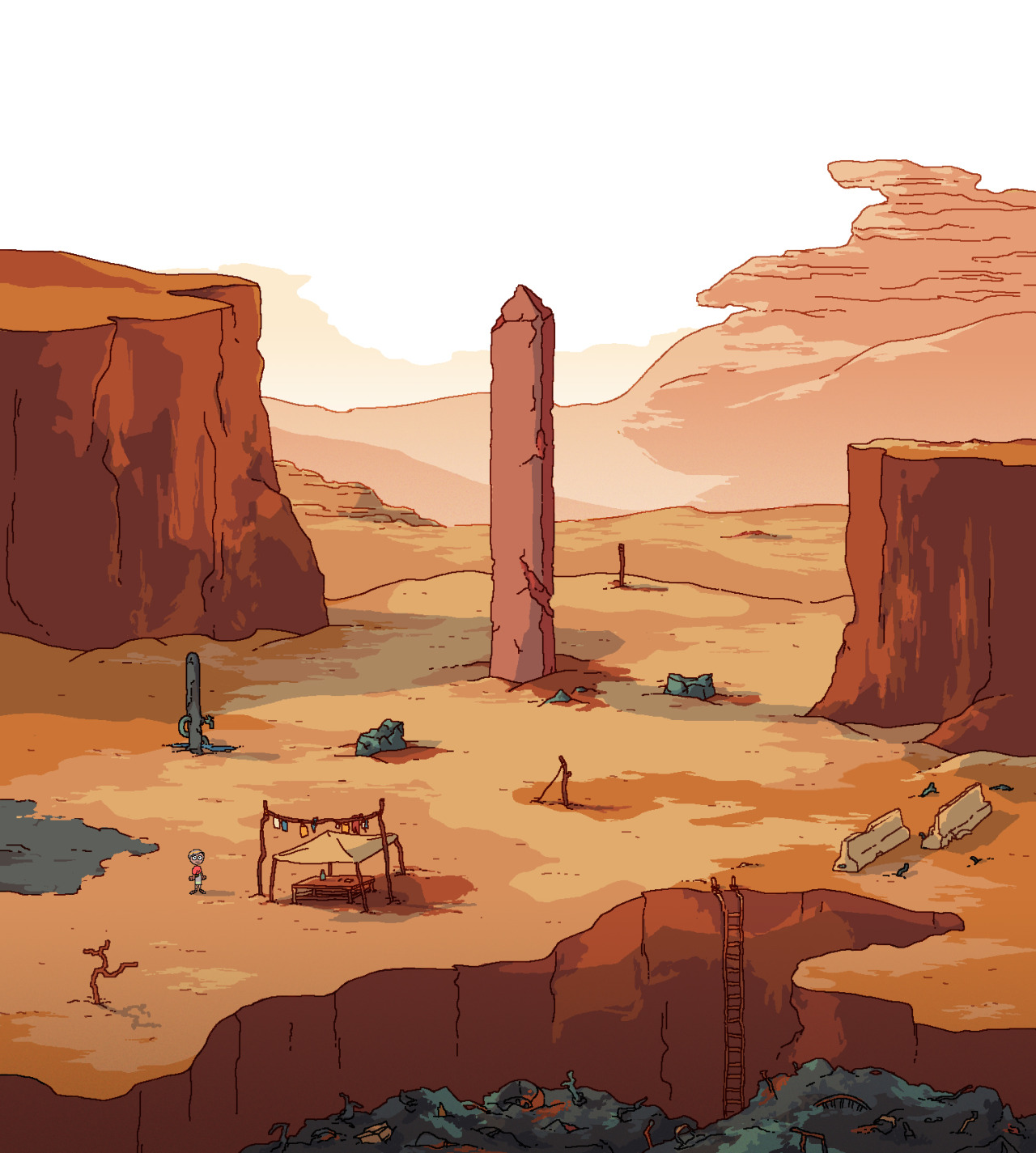 desert pals (2016)